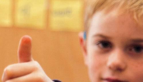 Brochure: 'Een doof of slechthorend kind in de groep'