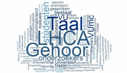 LHCA lezingen: taal en cognitie