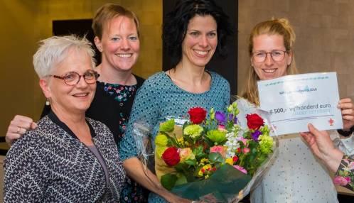 """""""Weerwoord"""" van Kentalis wint Siméa Innovatieprijs 2019"""