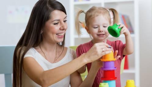 Taalontwikkelings-stoornissen (TOS) in de kinderopvang