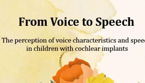 PROEFSCHRIFT:  Kinderen met een cochleair implantaat verbeteren luistervaardigheden