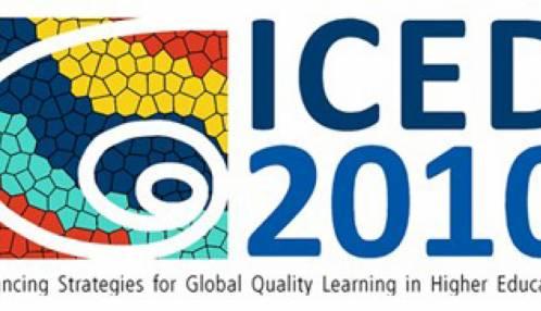 ICED 2010: Partners in educatie