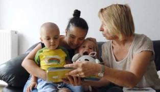 De VoorleesExpress: voor kind en ouder