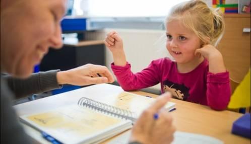 Monitoren van de behandeling voor kinderen met ernstige spraak- en taalmoeilijkheden