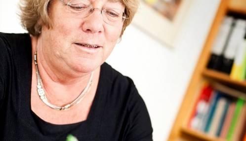 Interview bij afscheid Sieneke Goorhuis-Brouwer