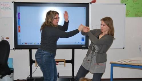 Leerkracht en logopedist: samenwerking in het taalonderwijs