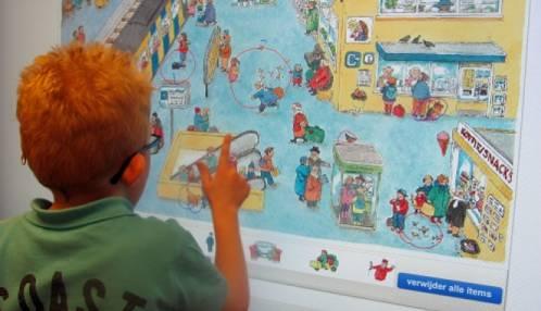 Gebarentaalontwikkeling bij dove kinderen met een meervoudige beperking