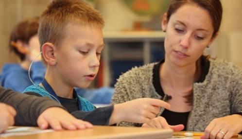 Soloapparatuur bij normaalhorende kinderen