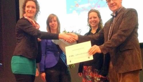 Simea Innovatieprijs 2013 voor 'Digitaal heen-en-weer'