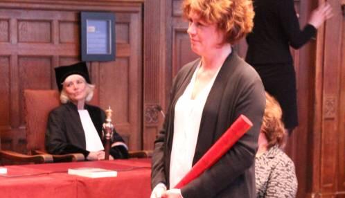 Interview met Corrie Tijsseling: eerste promotie in Nederlandse Gebarentaal