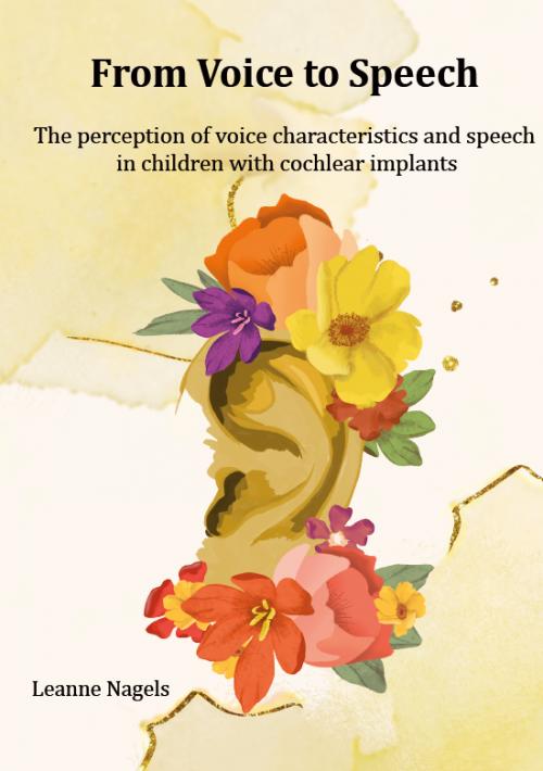Cover van het proefschrift van Leanne Nagels